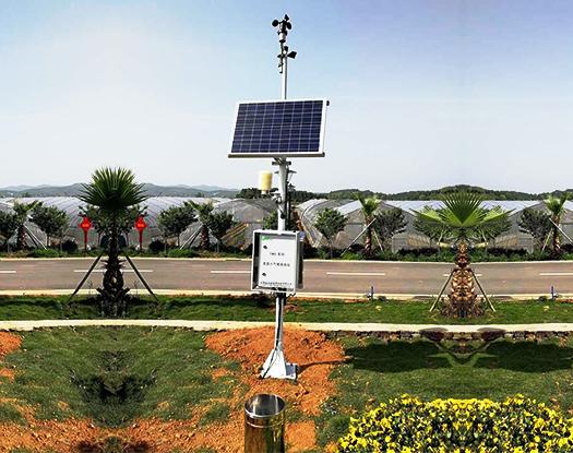 TWS-3N 农yezi动气象观ce站